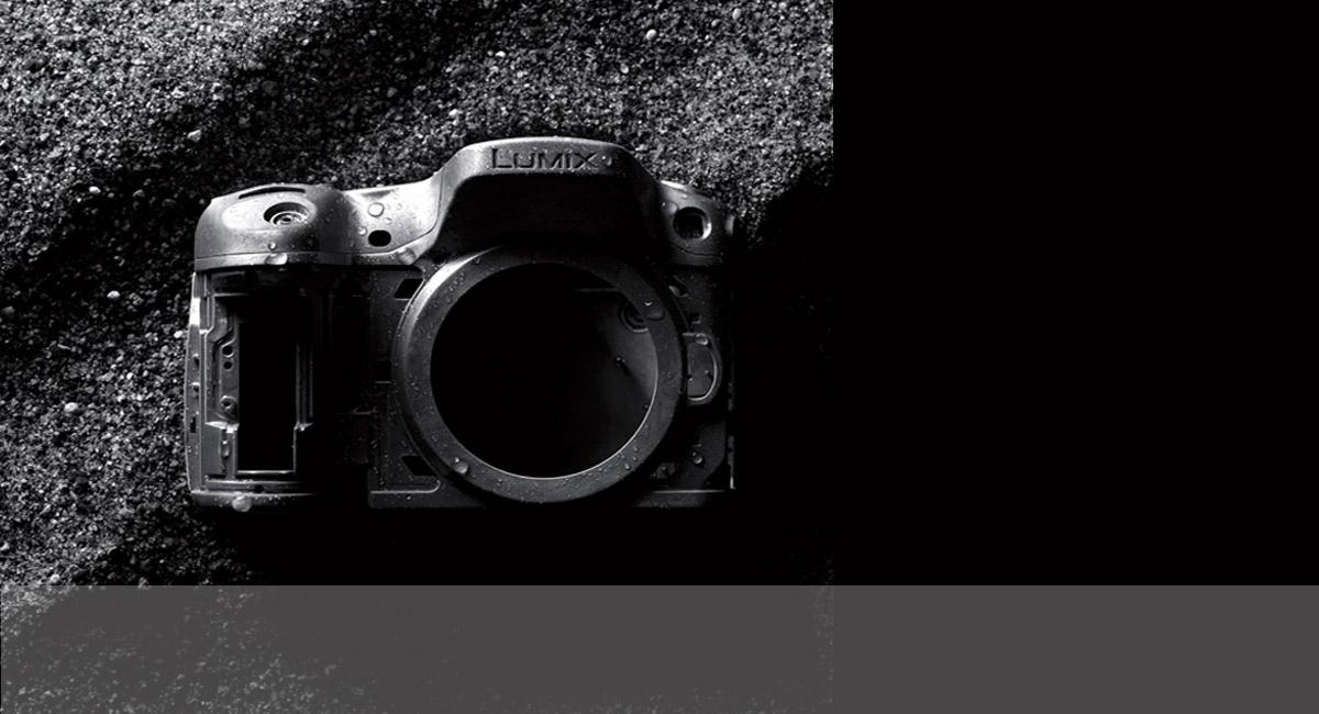 PANASONIC Lumix DMC-GH4HEG-K Systemkamera kaufen   SATURN
