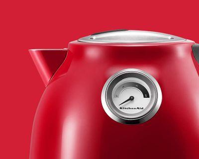 Side By Side Kühlschrank Wasser Schmeckt Nach Plastik : Kitchenaid wasserkocher kek eca artisan mediamarkt
