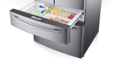 Side By Side Kühlschrank French Door Samsung : Samsung rf hsesbsr eg french door kühlschrank in edelstahl kaufen