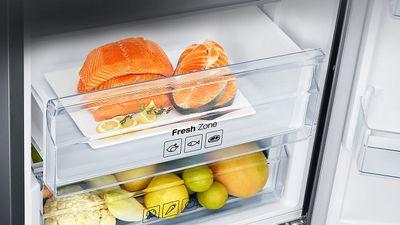 Gorenje Kühlschrank Fehler E6 : Samsung rl 33 j 3005 sa eg edelstahl mediamarkt