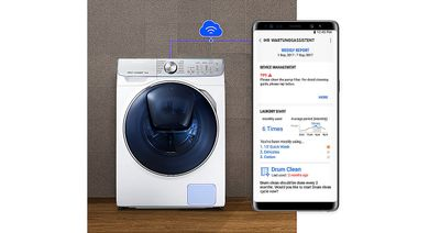 Samsung waschmaschine quickdrive™ ww m opw eg a u min