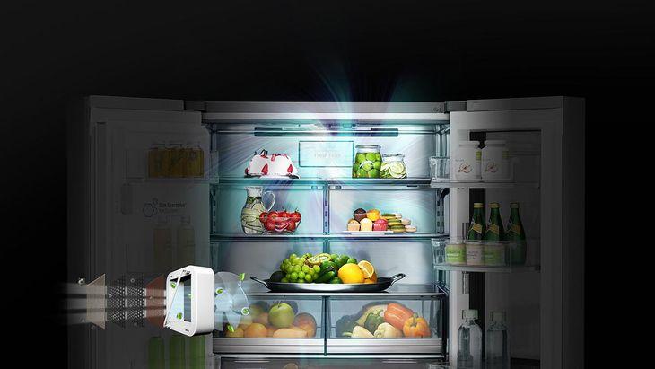Side By Side Kühlschrank Ratenzahlung : Lg lsr100 side by side in edelstahl kaufen saturn