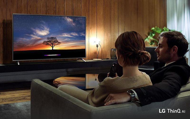 LG 70 UHD Smart TV 70UM7450 TV er KomplettBedrift.no